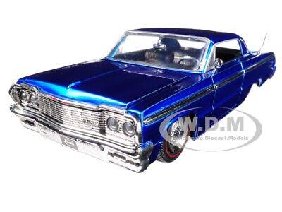 1964 CHEVROLET IMPALA BLUE