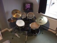 TAMA Drum Kit and Extras in Excellent Condition