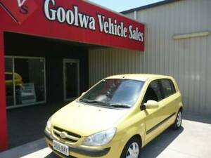 2005 HYUNDAI GETZ  TB UPGRADE -1.6 MANUAL. Goolwa Alexandrina Area Preview