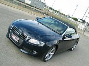 2012 Audi A5 8T MY12 2.0 TFSI Blue CVT Multitronic Cabriolet Albion Brisbane North East Preview