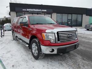 FORD F-150 XLT XTR SUPERCREW 4X4 ECOBOOST 2011