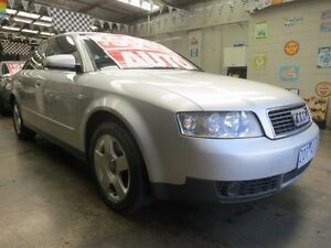 2003 Audi A6 4B 3.0 V6 Quattro 5 Speed Tiptronic Sedan Mordialloc Kingston Area Preview