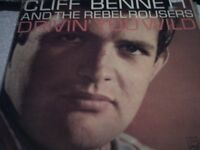 Vinyl LP Cliff Bennett & The Rebel Rousers Drivin' You Wild MFP 1121