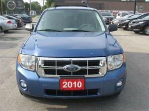 2010 Ford Escape XLT V6 FWD 6AT