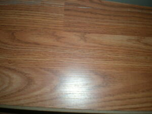 Well Over 200 Square Feet Of Used Laminate Flooring