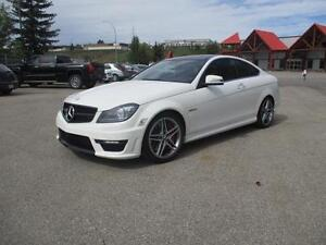 2013 Mercedes-Benz C-Class C63 AMG With P31 Performance Pkg