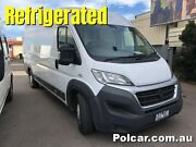 2014 Fiat Ducato ELWB refrigerated White Automatic Woodville Park Charles Sturt Area Preview