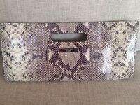 Michael Kors snake skin lady bag. £50
