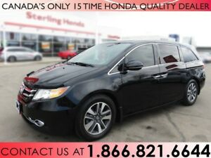2016 Honda Odyssey TOURING | NO ACCIDENTS | NAVIGATION | DVD PLA