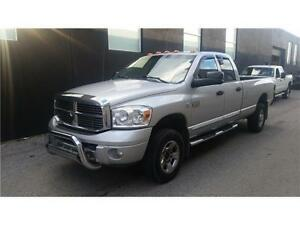 2007 Dodge Ram 3500 Laramie DIESEL! LEATHER!
