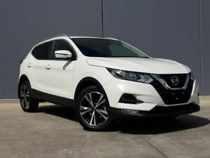 2019 Nissan Qashqai J11 Series 2 ST-L X-tronic White 1 Speed Constant Variable Wagon Berwick Casey Area Preview