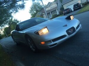 2001 Chevrolet Corvette Coupe Needs Nothing