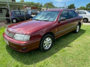 2002 Toyota Avalon MCX10R Mark II Sorrento Conquest Maroon 4 Speed Automatic Sedan Clontarf Redcliffe Area Preview
