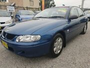 2001 HOLDEN COMMODORE VX ACCLAIM, LPG, LOW KMS, LONG REGO, JUST SERVICED! Penrith Penrith Area Preview