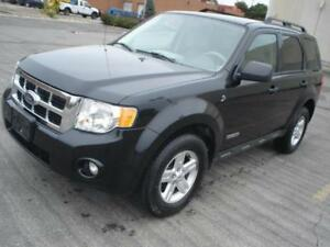 2008 Ford Escape Hybrid,4wd,gas saver,auto