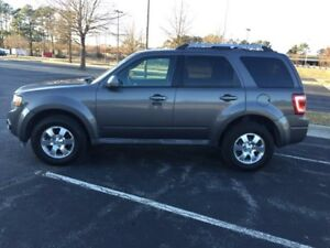Retired lady driven excellent AWD 2011 escape
