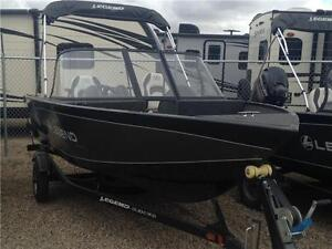 Great Boat For The Family To Get Out Fishing In