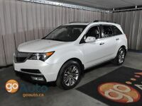 2011 Acura MDX Elite Package 4dr All-wheel Drive
