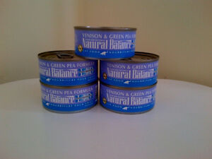 Cat Food - 5 Tins - Natural Balance