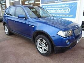 BMW X3 2.5si 2006 SE S/H Finance Available 1 Prev keeper p/x £4330 Added Extras