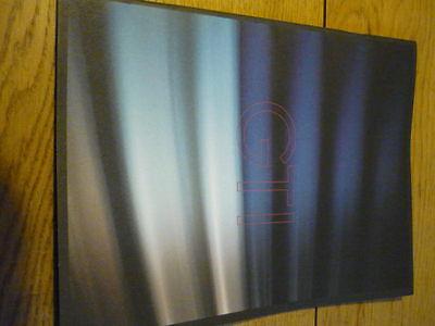 """Nice VOLKSWAGEN GOLF GTI 2005 """"ART"""" BROCHURE  jm"""