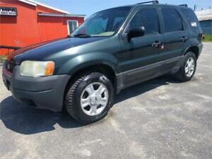 Ford Escape 4X4 2003 (stock#169)