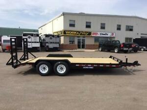 "2019 SURE-TRAC 82"" x 18' HD TRAILER"