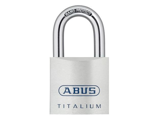 ABUS - 80TI/50 Titalium Padlock 50mm Carded