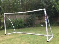 Football goal 6ft by 18 ft going for free: please collect.