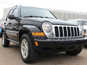 2005 Jeep Liberty LIMITED, CRUISE CONTROL, AIR CONDITIONING, 2WD