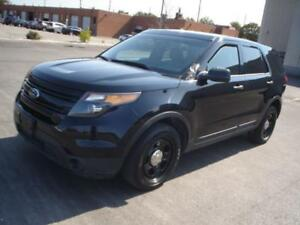 2014 Ford EXPLORER,AWD,BACK UP CAMERA,BLK/BLK