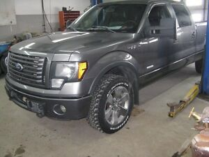 Ford F-150 Fx4 Ecoboost 2012