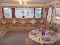 cheap static caravan for sale northeast coast whitley bay seaside location near restaurants, beach