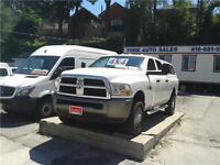 2011 Dodge Ram 2500 6.7 Cummins Diesel 4x4 4 door with leer cab