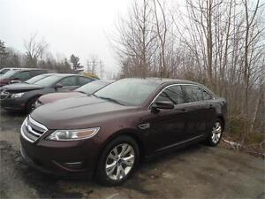 SUPER DEAL!  2010 Ford Taurus SEL - BRAND NEW TIRES! NEW MVI !