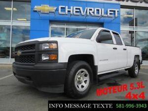 2014 Chevrolet Silverado 1500 4x4 MOTEUR 5.3L