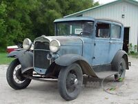 Anyone want to learn about Model A Fords?