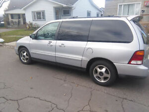 2002 Ford Windstar / Low KLMS/ Cert& E-tested