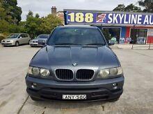 2003 BMW X5 E53 Grey Automatic Silverwater Auburn Area Preview