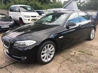 BMW 5 SERIES 520d SE Step Auto [Start Stop] (black) 2013