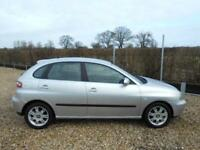 2005 Seat Ibiza 1.2 12v 5Doors Manual With 12 Month MOT PX Welcome