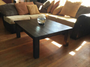 Solid Wood Coffee Table - Great shape
