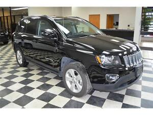 2016 Jeep Compass HIGH ALTITUDE 4X4 - HEATED SEATS**POWER DRIVER Kingston Kingston Area image 3
