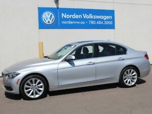 2017 BMW 3 Series i xDrive AWD - LEATHER / NO ACCIDENTS