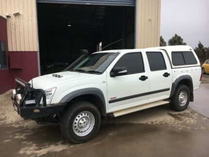 2008 Holden Rodeo RA MY08 LX (4x4) 5 Speed Manual Crew Cab Pickup Lilydale Yarra Ranges Preview
