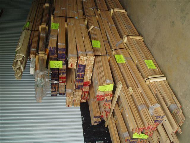 oak pine maple molding truck load lot