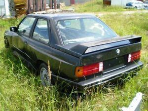 WANTED OLD BMW M3 E30/M5 E28-E34/M6 M635CSI E24/3.0CSI/2800CS