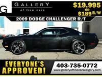 2009 Dodge Challenger R/T $189 bi-weekly APPLY NOW DRIVE NOW