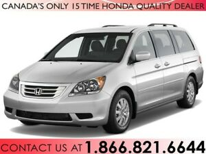 2010 Honda Odyssey EX-L | 1 OWNER | NO ACCIDENTS | LEATHER