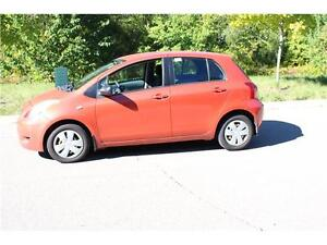 2007 TOYOTA YARIS LE* LOADED* ECONOMICAL* PRICED TO SELL*
